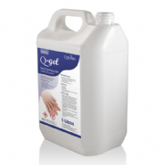 Q Gel Hand Sanitising Gel, 5 Litre Refill (Case of 1)